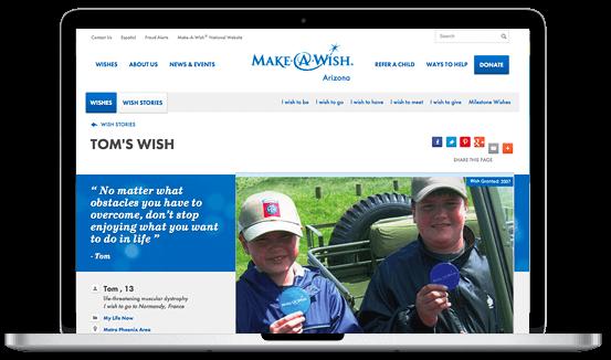 Tom's Wish